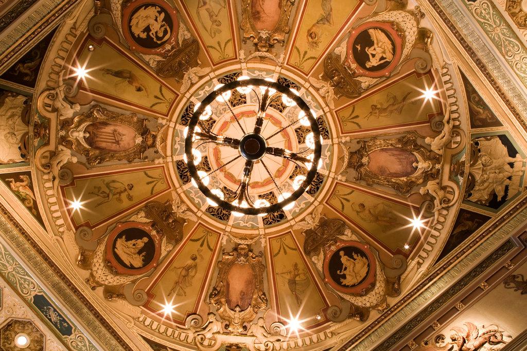 Galleria: Ceiling Fresco
