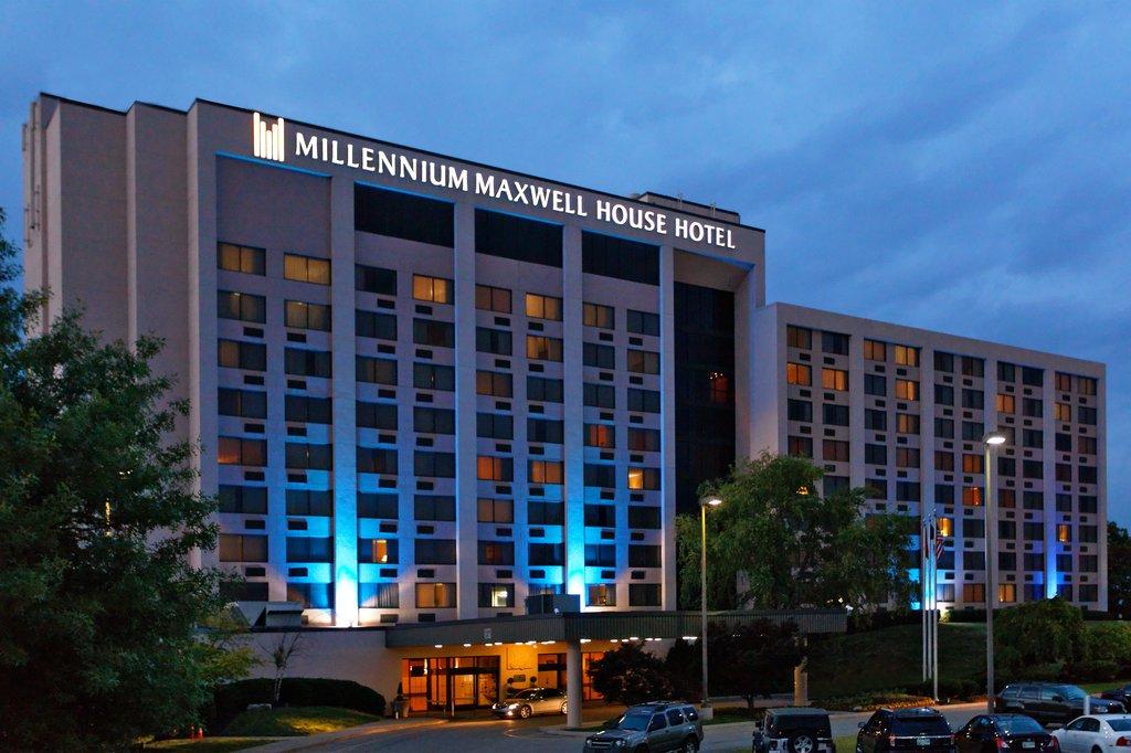 Millennium Maxwell House Nashville | Hotels in Nashville TN on