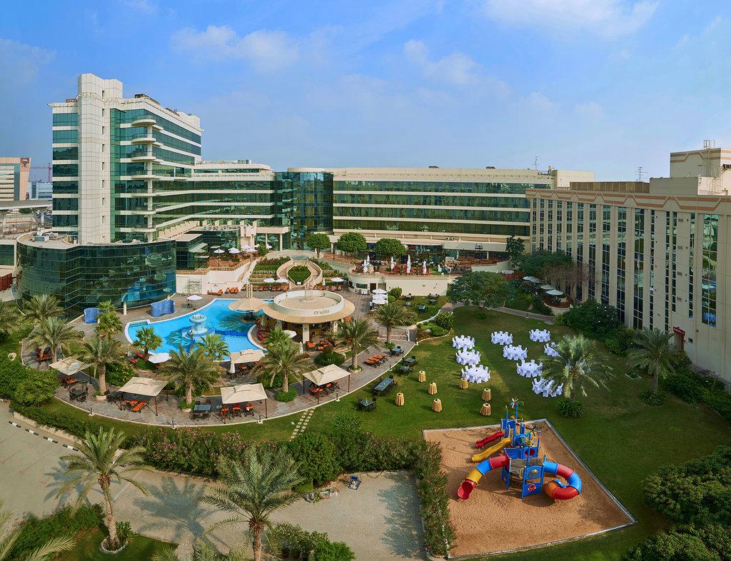 Best Hotel Near Airport Millennium Airport Hotel Dubai