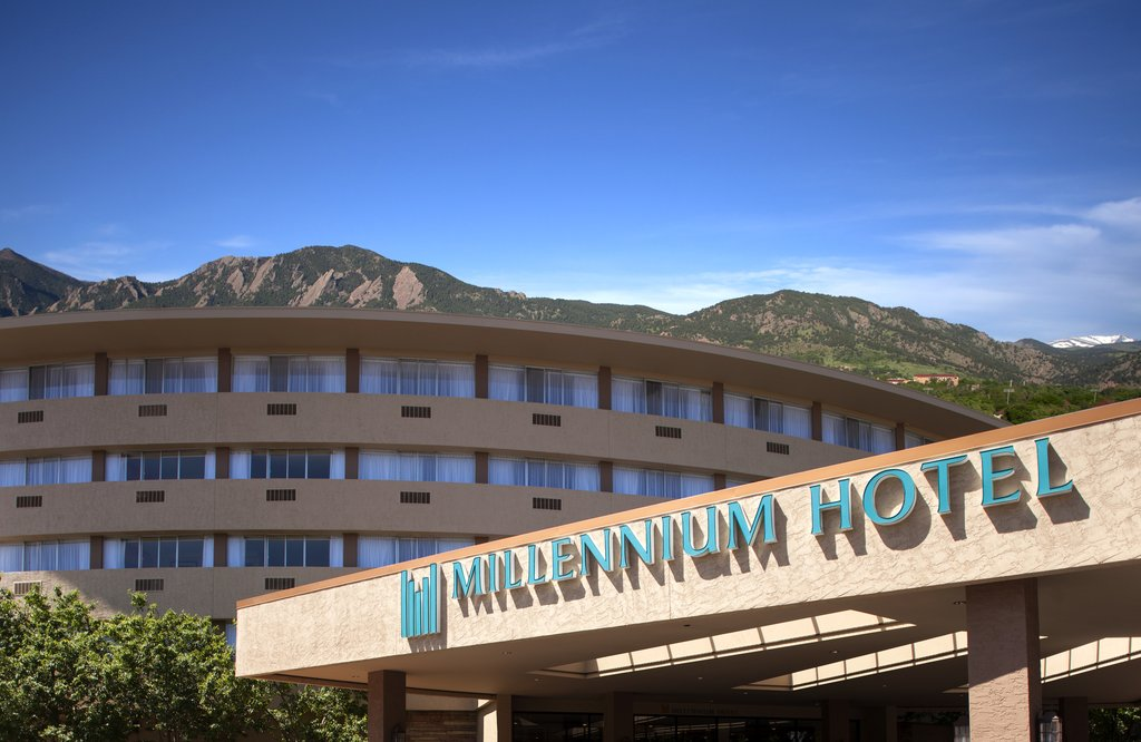 Millennium Harvest House Boulder   Boulder Creek Colorado Hotel